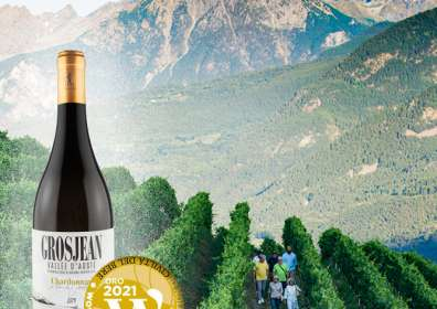 VALLE D'AOSTA PROTAGONISTA A WOW! THE ITALIAN WINE COMPETITION